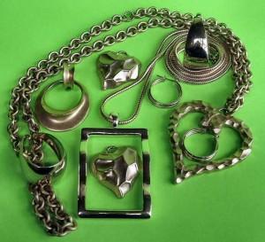 biżuteria srebrna Małgorzaty